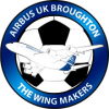 Airbus Broughton UK logo